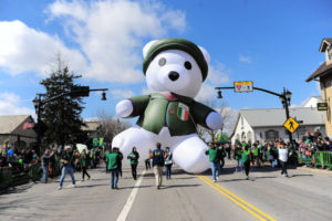 St. Patricks parade