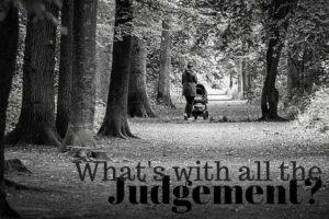 Mommy Judgement