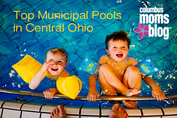 Top Pools Central Ohio Graphic