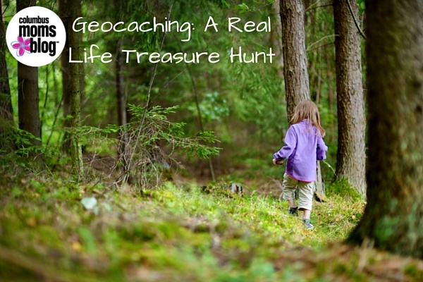Explore the Metro Parks with geocaching!