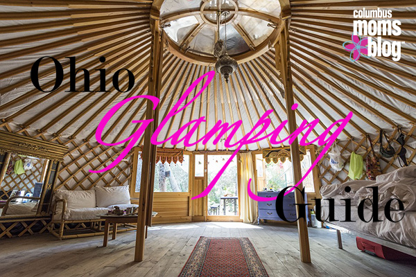 Ohio Glamping Guide Our basic yurt package now includes: ohio glamping guide