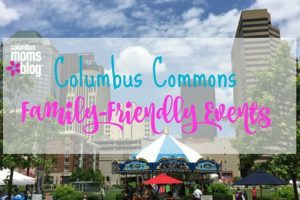 Family-Friendly Events at Columbus Commons