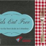 Guide to Kids Eat Free Nights in Columbus