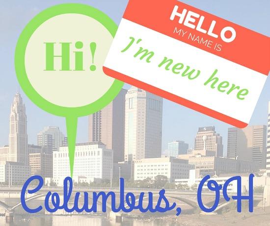 New to Columbus