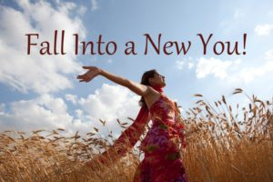 Fall Into a New You