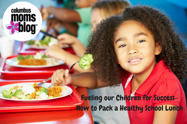 school lunches Packing a healthy school lunch