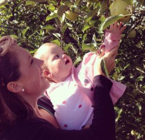 Apple Picking is a fantastic family activity!