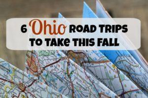 Ohio fall road trips