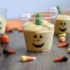 Pumpkin Pudding Cups -