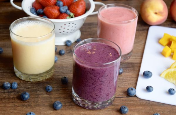 3 After School Smoothies