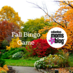 Fall Bingo Game- Get Motivated to have Fun this Season