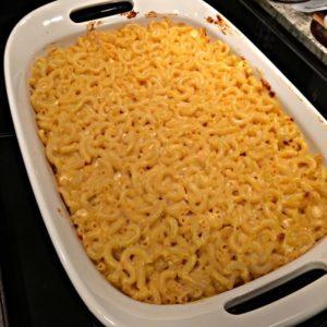 Pumpkin Mac and Cheese3