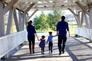 Fall family portraits - Homestead Park