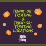 Trunk-or-Treating & Trick-or-Treating Locations in Columbus
