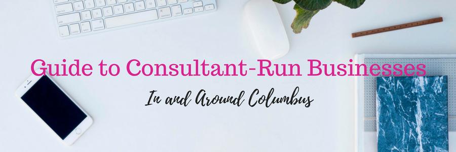 Consultant-Run Businesses
