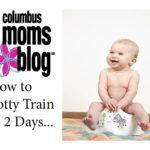 How to Potty Train in 2 Days!