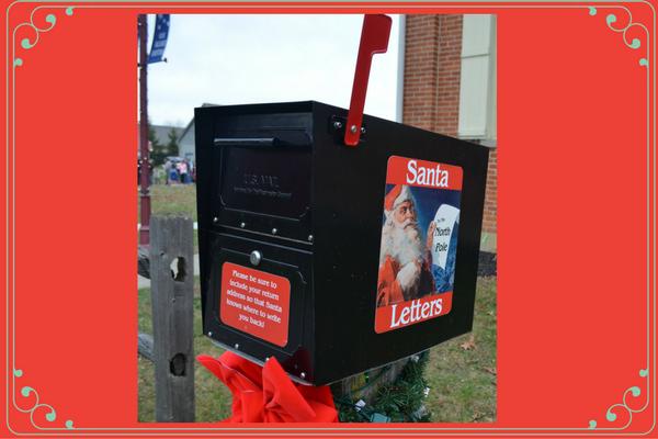 Santa mailbox locations