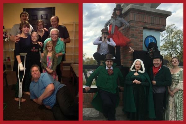 Uptown Scrooge Cast