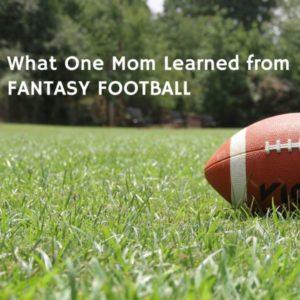 Fantasy Football Lessons
