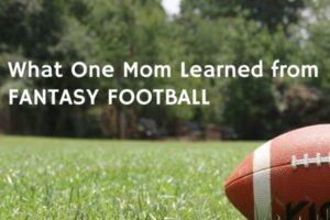 Fantasy Football Lessons
