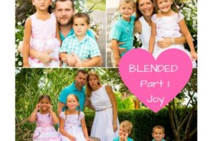 Blended Part 1 - Joy