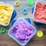 Playdough and More Homemade Fun
