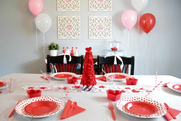 Hosting A Valentine S Day Party