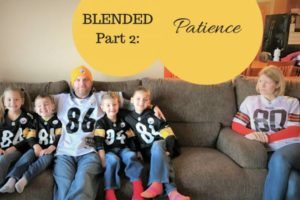 Blended Part 2: Patience