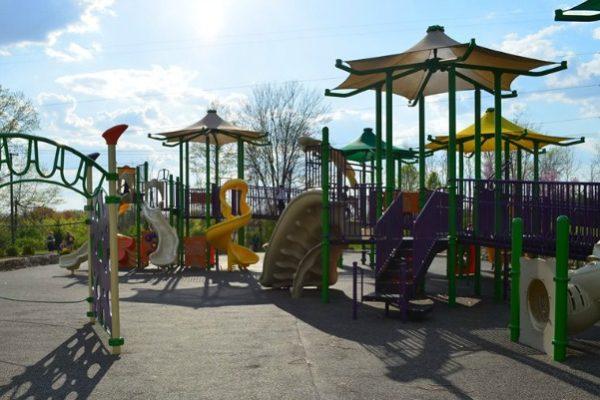 playground in Dublin