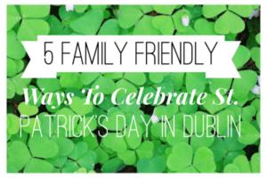 Dublin Ohio St. Patrick's Day