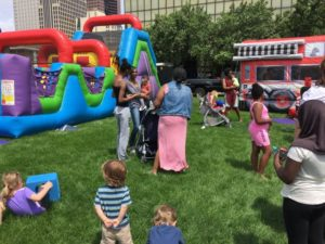 free summer event at Columbus Commons