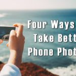 Four Ways to Improve Your Cell Phone Family Photography