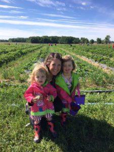 u-pick berry farms