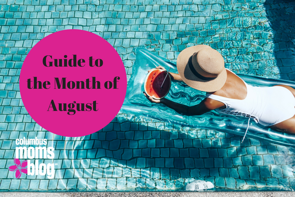 Guide to the month of August