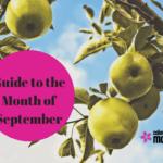 Columbus Moms Guide to September 2018