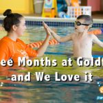 Three Months at Goldfish and We Love It