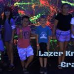 Lazer Kraze Crazy!