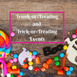 Trunk-or-Treating & Trick-or-Treating Events in Columbus 2017