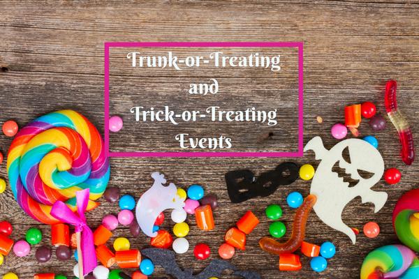 Trunk Or Treat Events In Columbus Ohio