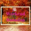 October 13 weekend