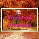 Weekend Roundup: October 13-15