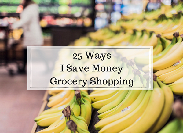 ways to save money grocery shopping