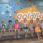 Exciting October at Goldfish Swim School