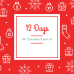 12 Days of Columbus Dates
