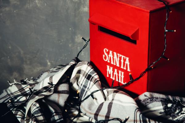 Santa mailboxes