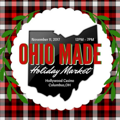 Ohio Made Holiday Market Logo 600x600