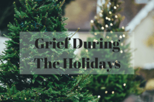 missing loved ones during the holidays