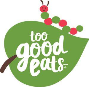 too good eats logo
