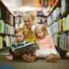 Reading books to children
