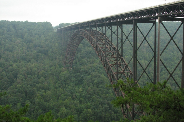 Road Trips New River Gorge West Virginia
